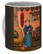 San Pascual And Vigas Coffee Mug by Victoria De Almeida