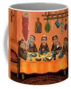 San Pascuals Table Coffee Mug by Victoria De Almeida