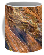 Sandstone Tapestry Coffee Mug by Mike  Dawson