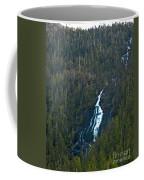 Scenic Waterfall Coffee Mug by Robert Bales