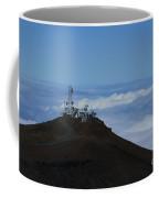 Science City Haleakala Coffee Mug by Sharon Mau