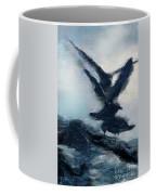 Seagull Grace Coffee Mug by Betty LaRue