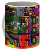 Search For The Straying Son 14d Coffee Mug by David Baruch Wolk