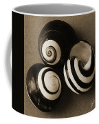 Seashells Spectacular No 27 Coffee Mug by Ben and Raisa Gertsberg