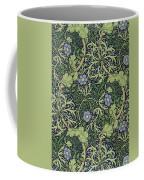 Seaweed Wallpaper Design Coffee Mug by William Morris