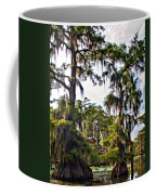 Secluded Retreat Coffee Mug by Lana Trussell