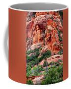 Sedona Perspective Coffee Mug by Carol Groenen