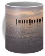 Sentinels Coffee Mug by Adam Romanowicz