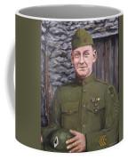 Sgt Sam Avery Coffee Mug by Jack Skinner