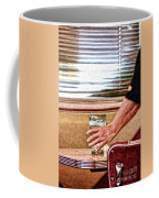 She Works Hard For The Money Coffee Mug by Lois Bryan