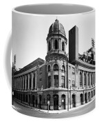 Shibe Park In Black And White Coffee Mug by Bill Cannon