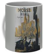 Ship Approaching Land Coffee Mug by Edward Hopper