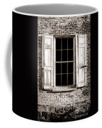 Shutters Coffee Mug by Olivier Le Queinec