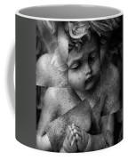 Silence Of A Seraphim  Coffee Mug by Jerry Cordeiro