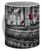 Silk Mill  Coffee Mug by Susan Candelario
