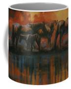 Simmerdim Coffee Mug by Mia DeLode