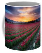 Skagit Valley Predawn Coffee Mug by Inge Johnsson