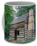 Slave Cabin Coffee Mug by DJ Florek