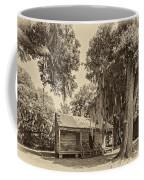 Slave Quarters Sepia Coffee Mug by Steve Harrington
