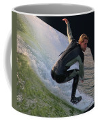 Smooth Ride Coffee Mug by Mariola Bitner