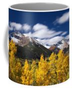 Sneffels Winds Coffee Mug by Darren  White