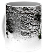 Snow Scene 5 Coffee Mug by Patrick J Murphy