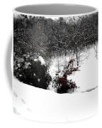 Snow Scene 6 Coffee Mug by Patrick J Murphy