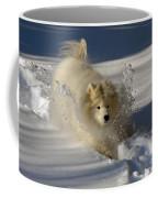 Snowplow Coffee Mug by Lois Bryan