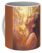 Soaking In Glory Coffee Mug by Tamer and Cindy Elsharouni