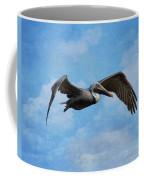 Soaring By Coffee Mug by Kim Hojnacki