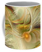 Soft Wings Coffee Mug by Anastasiya Malakhova