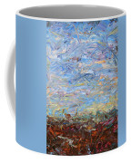 Soil Turmoil Coffee Mug by James W Johnson