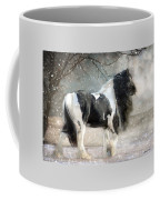 Solitary Coffee Mug by Fran J Scott