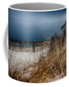 Solitude On The Cape Coffee Mug by Jeff Folger