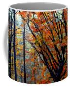 Song Of Autumn Coffee Mug by Karen Wiles