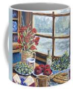 Spice Table By Prankearts Coffee Mug by Richard T Pranke