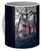Spooky House Coffee Mug by Joana Kruse