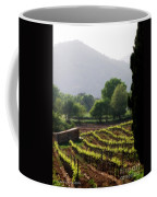 Spring Vines In Provence Coffee Mug by Lainie Wrightson