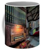 St Digains Church Coffee Mug by Adrian Evans