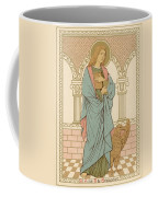 St John The Evangelist Coffee Mug by English School