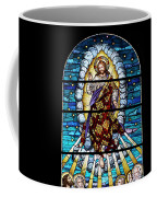 Stained Glass Pc 02 Coffee Mug by Thomas Woolworth