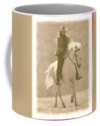 Stallion Strides Coffee Mug by Patricia Keller