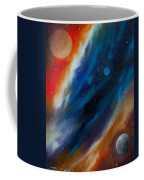 Star System 2034 Coffee Mug by James Christopher Hill