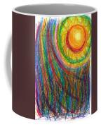 Starburst - The Nebular Dawning Of A New Myth And A New Age Coffee Mug by Daina White