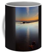Starfish Sunset Coffee Mug by Mike  Dawson