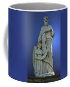 Statue 05 Coffee Mug by Thomas Woolworth