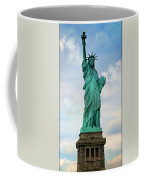 Statue Of Liberty Coffee Mug by Stephen Stookey