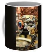 Steampunk - The Mask Coffee Mug by Paul Ward