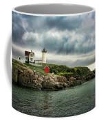 Storm Rolling In Coffee Mug by Heather Applegate