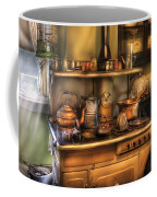 Stove - What's For Dinner Coffee Mug by Mike Savad